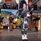 Schottenfest in der Grünen Halle